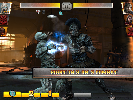 WWE Immortals screenshot 4