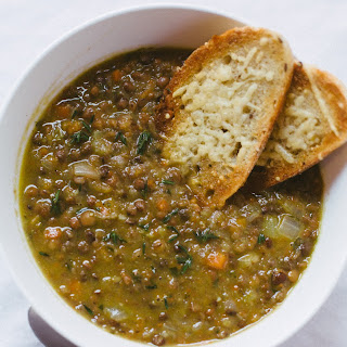 Tomato Free Lentil Soup Recipes.