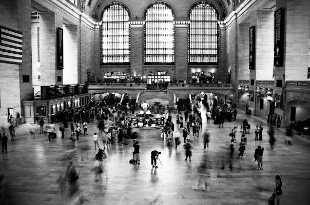 Stazione Centrale NYC di Fabrizio Di Giovanni
