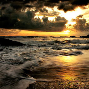 by Frans Widi - Landscapes Sunsets & Sunrises