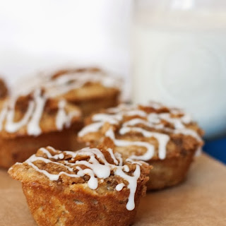 Apple Streusel Muffin