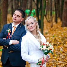 Wedding photographer Ekaterina Mazurec (ketmak). Photo of 04.03.2016