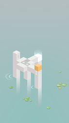 Cubic Journey - Minimalistic Puzzle Game APK screenshot thumbnail 2