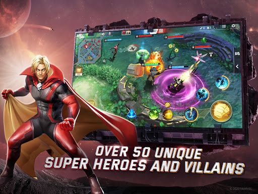 MARVEL Super War filehippodl screenshot 20