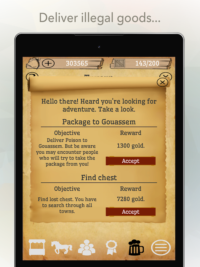 Pocket Trader. Business Tycoon- screenshot