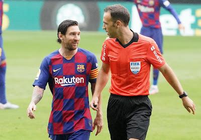 Lionel Messi aurait stoppé les discussions autour d'une prolongation et envisagerait même un départ