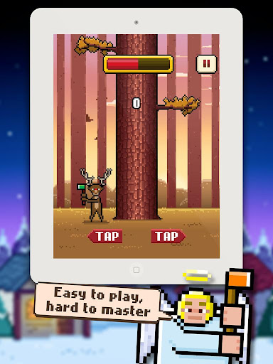 Timberman screenshots 5