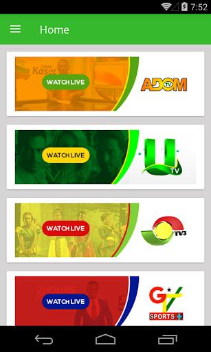 Adom TV Pro 2.0.3 screenshots 2