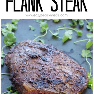Spanish Herbed Flank Steak