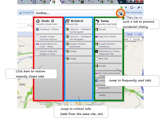 TabJump - Intelligent Tab Navigator