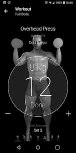 Dumbbell Home Workout (MOD, Premium) v2.23 2
