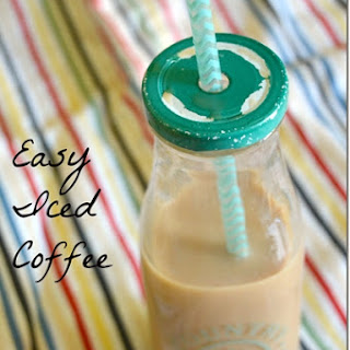 Easy Iced Coffee