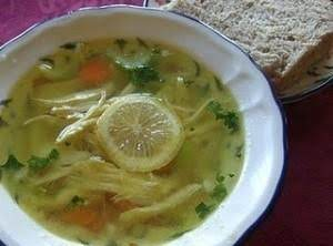Souper Chicken Soup Recipe
