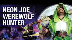 Neon Joe, Werewolf Hunter thumbnail