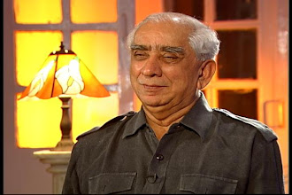Photo: Hopeful of support from Naveen Patnaik, Jayalalithaa: Jaswant Singh http://t.in.com/5qJd