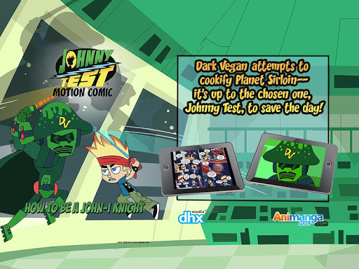 Johnny Test 1.0.38 screenshots 7