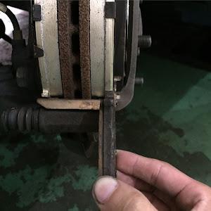 シルビア S14 Q's エアロ typeS ハンドリングパッケージのブレーキパッドのカスタム事例画像 楪 憂さんの2018年10月21日21:30の投稿