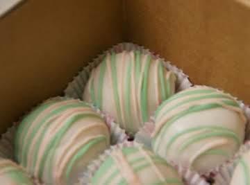 Cheese cake Balls