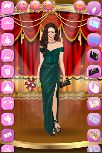 Red Carpet Dress Up Girls Game apktram screenshots 6