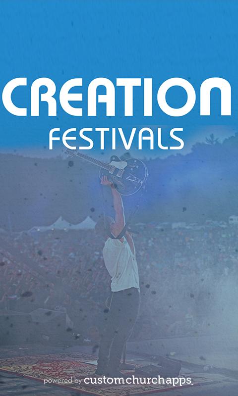 Creation Festival- screenshot