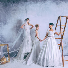 Wedding photographer Elmira Zamaletdinova (Hippie). Photo of 02.11.2015