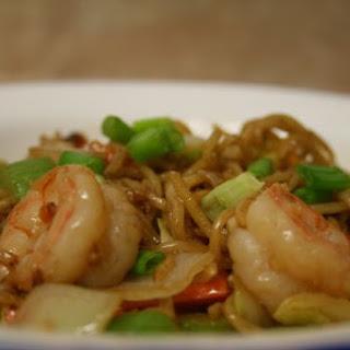 Shrimp Yakisoba