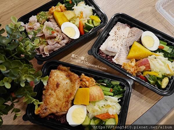 舒食健康餐盒