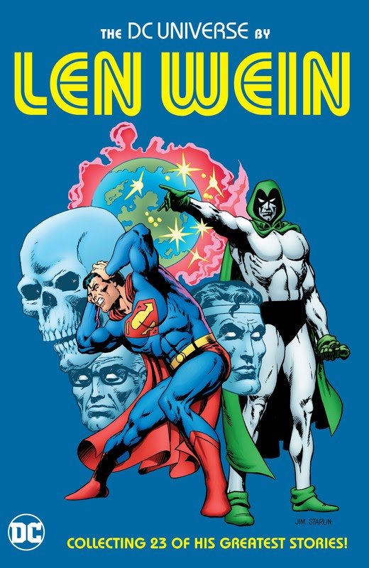 The DC Universe by Len Wein (2019)