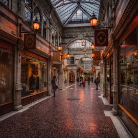 Grosvenor Shopping Centre by Krasimir Lazarov - City,  Street & Park  Markets & Shops ( wales, chester county, shopping, town, united kingdom, city )