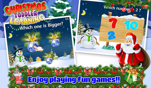 Christmas Toddler Learning v1.0.0