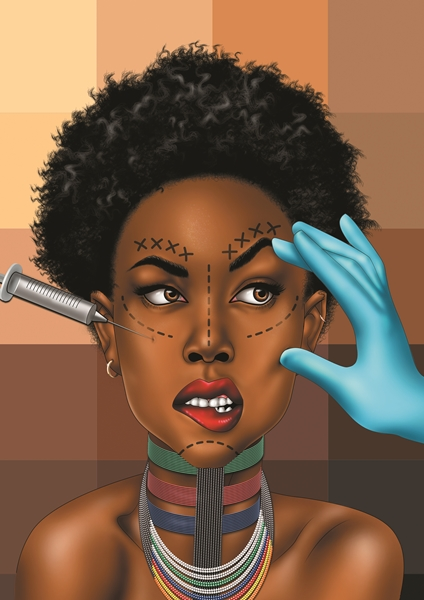 Does Black Crack? We Ask Beauty Experts