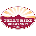 Logo of Telluride Face Down Brown