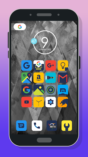 Regix - Icon Pack app for Android screenshot