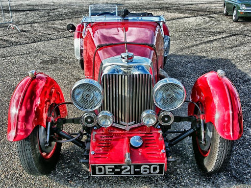 Classic Cars Wallpaper Screenshot