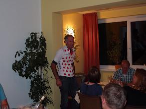 Photo: Gerard is de winnaar van de (nog ongewassen) paprikatrui op zaterdag.