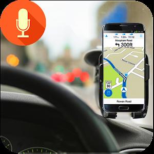 Driving Voice Gps Navigation & Maps Traffic