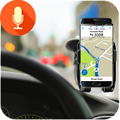 Driving Voice Gps Navigation & Maps Traffic
