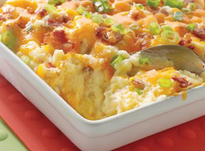 Baked Potato Casserole Recipe