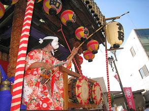 Photo: 武蔵野銀行前