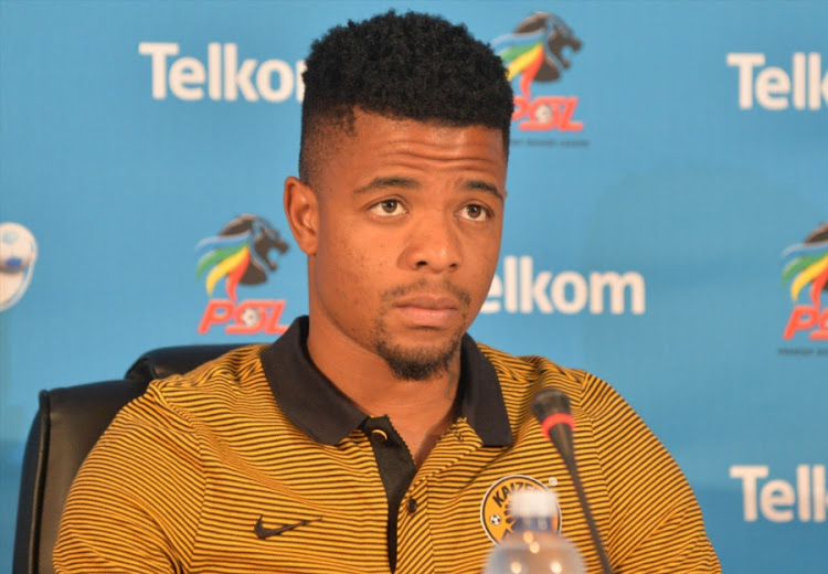 Newly signed Mamelodi Sundowns' winger George Lebese.