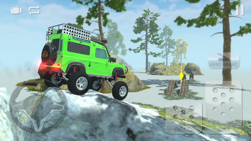 Offroad Sim 2020: Mud & Trucks screenshot 10