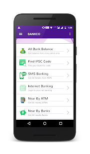 BankCo -All Bank Balance & Ifsc Code checker - náhled