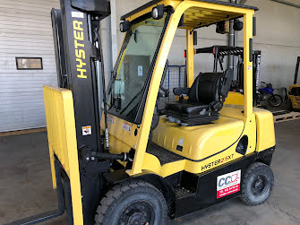 Picture of a HYSTER H2.5XT