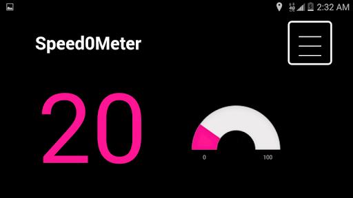 Speed0Meter screenshot 5