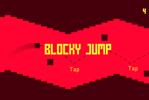 Blocky Jump