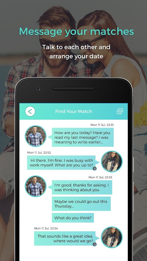 Take Me Out - Dinner date app- screenshot