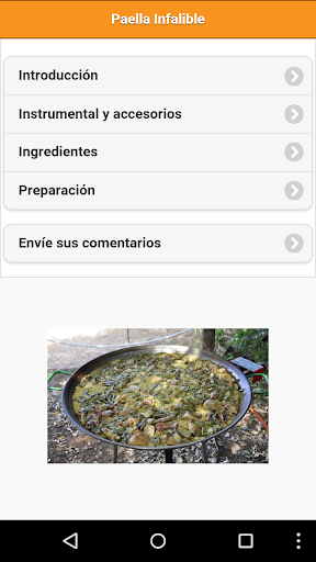 Paella Infalible