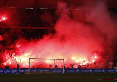 Pro League en Binnenlandse Zaken gaan strijd aan tegen pyrotechnisch materiaal: snellere toepassing voetbalwet