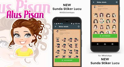 Stiker Sunda Lucu Wastickerapps 1 0 0 Latest Apk Download For