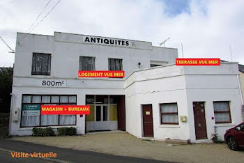 locaux professionels à Saint-Quay-Portrieux (22)